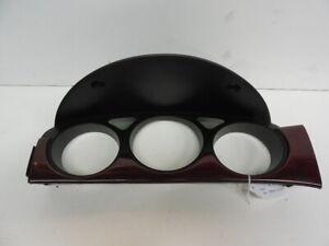02-06 Lexus ES300 ES330 Instrument Cluster Speedometer Bezel 55404-33080