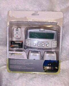 Hunter LightMinder Home Light Control System with Remote Control (#45050)