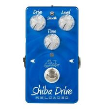 Suhr Shiba Drive Reloaded Overdrive Guitar Effects Pedal True Bypass