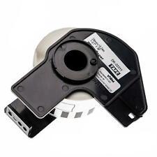 vhbw® 400 DRUCKER ETIKETTEN WASSERFEST für BROTHER P-touch QL-500 QL-500A