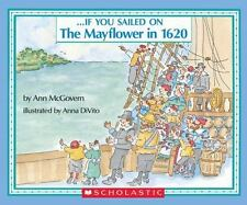 NEW IF YOU Sailed on the Mayflower in 1620 by Ann McGovern Paperback