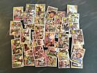 Lot of 38 1956 Topps Round-Up Vintage Trading Cards - Very Good Condition