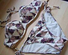 H&M Push Up Balconett  Bikini Größe 36 - voll schön!