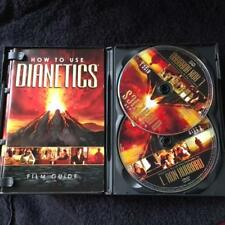 2009 How to Use Dianetics Dvd A Film Based on the Book 2 Discs 2 Booklets