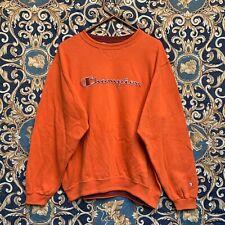CHAMPION Maglia Felpa Uomo Per Il Tempo Libero Hoodie Pullover Black 212684-kk001