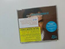 MORRISSEY first of the gang to die ISRAELI  PROMO SINGLE CD HEBREW STICKERS
