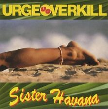 Urge Overkill Sister Havana CD Single