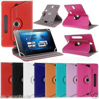 Universal Leather Flip Shockproof Case Cover for 7 8 9 10 inch Android Tablet PC