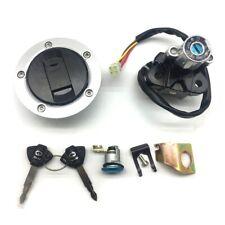 Ignition Switch Fuel Gas Cap Lock Set Fit Suzuki SV650/S 2003-09 GSXR1000 03-04