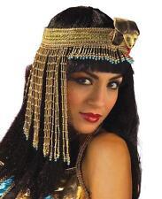 Cleopatra Beaded Asp Headpiece