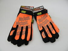 Mechanix Wear HI-VIZ Original Multi Purpose Heavy Duty Gloves Large New
