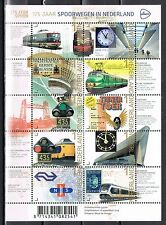 Netherlands 2014 175 years Dutch Railroads - Trains