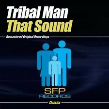 Tribal Man - That Sound [New CD] Manufactured On Demand