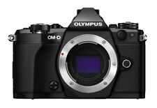 Olympus OM-D E-M5 Mark II 2 Mirrorless Digital (Body only) Black -Fedex to USA