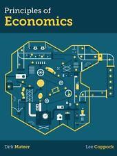 Principles of Economics by Mateer, Dirk, Coppock, Lee