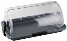 Fackelmann | Contenitore per pane e formaggi 31x20x14 cm Dispenser Portapane