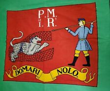 New listing Penn Militia 1st Regiment Continental Army Vtg Dettras Bulldog Flag Rev War 3x5'