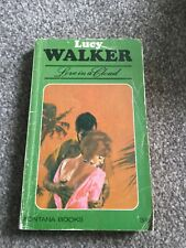 Lucy Walker Love in a cloud Fontana books. no. 1204 Good Condition Book Vintage