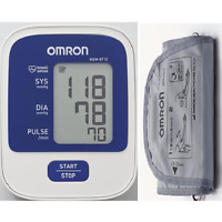 Omron-HEM-8712 Digital-Arm-Blood-Pressure-Monitor-Device-BRAND-NEW-FREE-SHIP