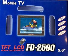 LCD Car Mobile TV (New)