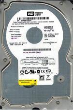 Western Digital WD1600JS-58NCB1 160GB DCM: HSBHNT2AHB