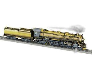Lionel # 2031430  PILOT VISION GS-1 BRASS HYBRID # 9999  O MIB