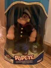 Popeye The Sailorman Toys R Us Exclusive 12� Figure Mezco 2001