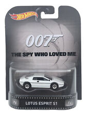 HOT WHEELS THE SPY WHO LOVED ME LOTUS ESPRIT S1 DIECAST MODEL (MHWCFR26)