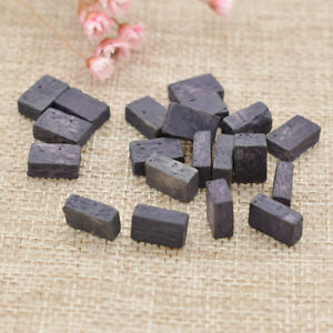 20 Pcs Miniatures Micro Resin Stone Wall Brick Fairy Garden Decoration Ornament
