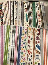 "CREATIVE MEMORIES Great Length Stickers (12""x3"") 94 VARIETIES, You CHOOSE!"