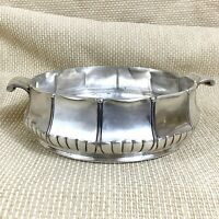 Christofle Sue et Mare Silver Plated Large Centrepiece Bowl Dish French Art Deco