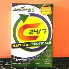 C24/7 AIM GLOBAL Vitamin E, C, D, B1,B6, B12, K, Zinc, High ORAC Value 10 Capsul