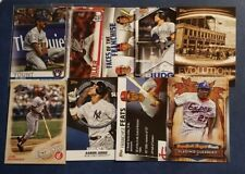 2019 Topps Series 1 and Series 2 Inserts You Pick Trout Judge Ruth Variations