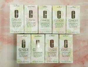 Clinique Superbalanced Silk Liquid SPF 15 30ml *Choose Your Shade* RRP £26