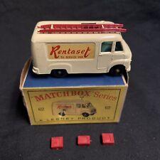 Matchbox Lesney Vintage #62 TV Service Van All Original