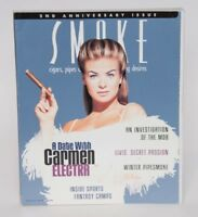 SMOKE Cigar Magazine WINTER 1997 CARMEN ELECTRA Cover