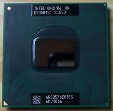 Intel Mobile Core 2 Duo E8135 2.66GHz 6M 1066FSB sP LP SLGED