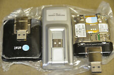 (2) AT&T AirCard 3131U....  With (1) AT&T Sierra Wireless USB Card        (3-C)