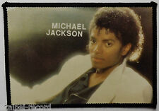 MICHAEL JACKSON Vintage 1980`s  Sew On Patch/Photo Patch Made In England #4