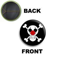 PIN SPILLA 2,5 CM 25 MM One Piece Buggy Bugy flag logo