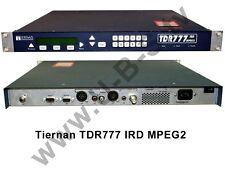 Tiernan TDR 777 - IRD MPEG2 Wandler