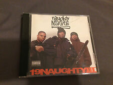 19 Naughty III by Naughty by Nature (CD, Apr-1993, Tommy Boy)