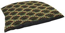 Manual Woodworkers & Weavers In/Outdoor Lg Breed Pet Bed, Tropical Breeze Fan