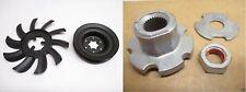 Genuine Hydro Gear 72134 Fan & Pulley Kit OEM