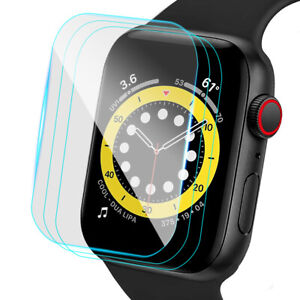 Screen Protector For Apple Watch Series 4/5/6/SE 40 44mm iWatch Tempered Glass