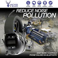 05965e5ce88 Headset Earmuff Radio AM/FM NOISE REDUCTION Bluetooth LCD Ear Muff Work Job  Site
