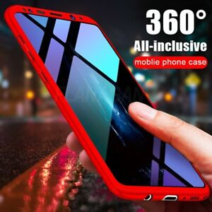 FOR SAMSUNG GALAXY S21 S20 ULTRA PLUS CASE Shockproof 360 Ultra Thin Hard Cover