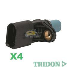 TRIDON CAM ANGLE SENSORx4 FOR Audi A6 02/02-06/05, V6, 3.0L BBJ  TCAS314