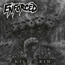 Enforced - Kill Grid CD ALBUM NEW (12TH MAR) ups