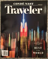 Conde Nast Traveler Best In The World Readers Choice Nov 2015 FREE SHIPPING